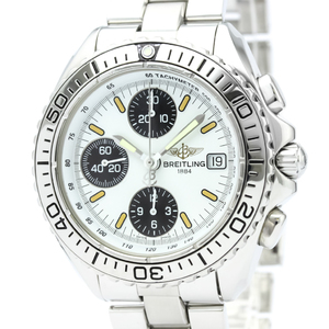 Breitling Chrono Shark Automatic Stainless Steel Men's Sports Watch A13051