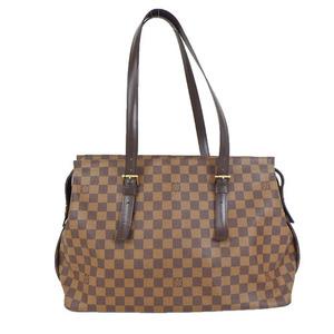 Auth Louis Vuitton Damier Chelsea N51119