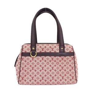 Auth Louis Vuitton Monogram Mini Josephine M92314
