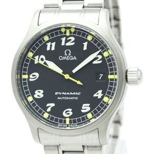 Omega Dynamic Automatic Stainless Steel Men's Sports Watch 5200.50