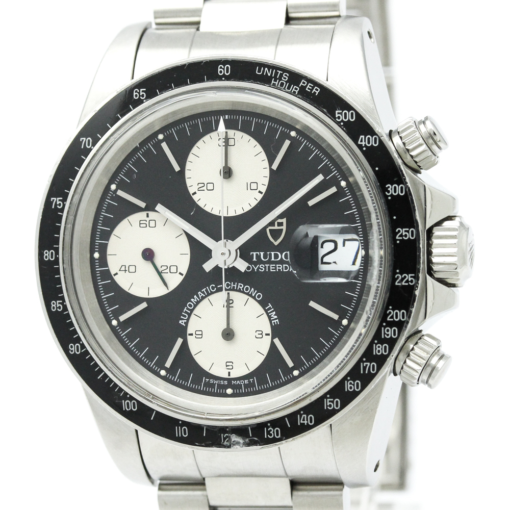 Tudor Chrono Time Automatic Stainless Steel Men's Sports Watch 79160