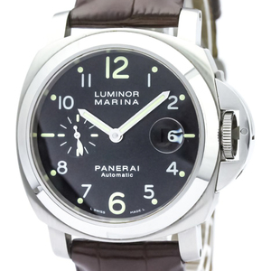 Officine Panerai Luminor Automatic Stainless Steel Men's Sports Watch PAM00164