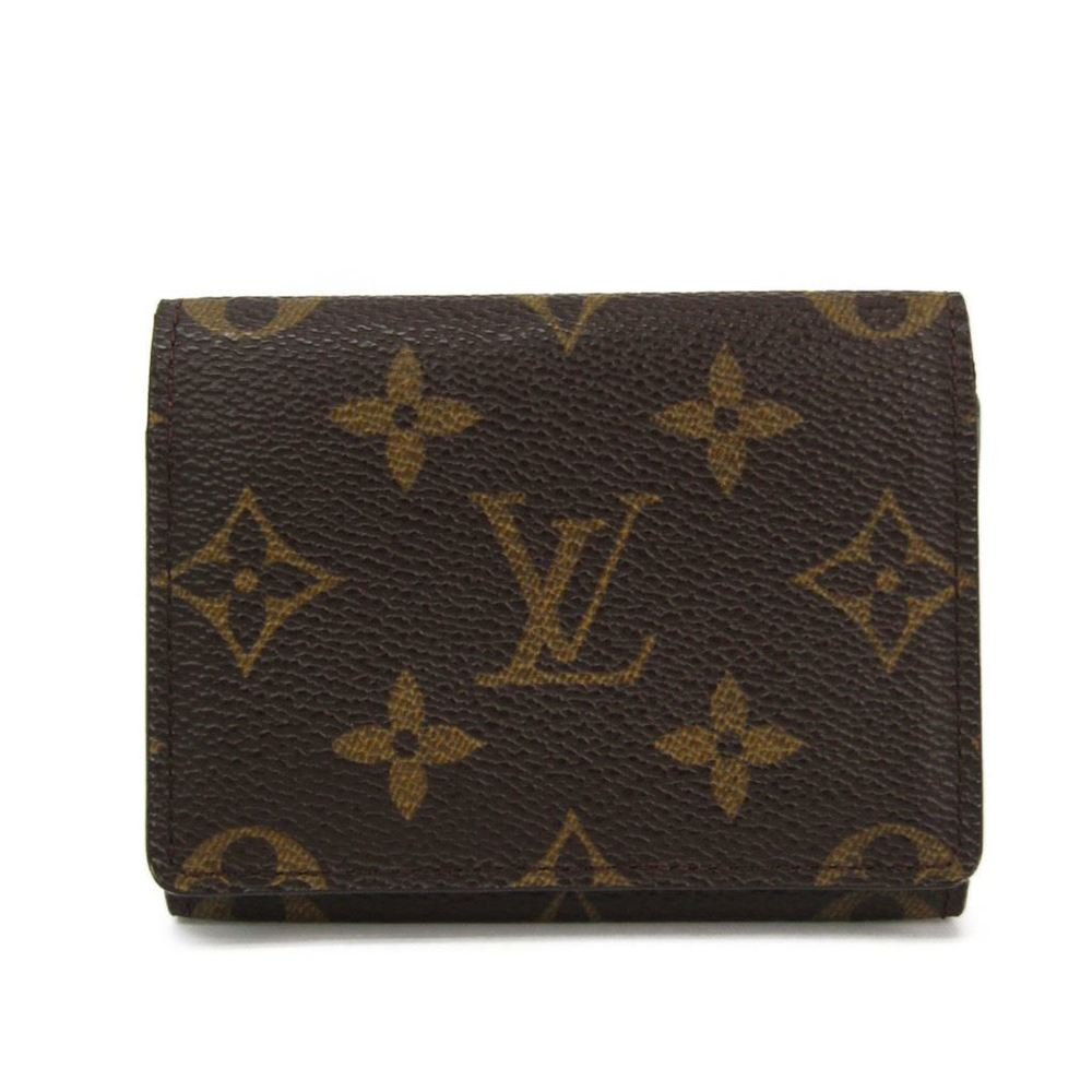 Louis Vuitton Monogram Business Card Case Monogram Business Card ...