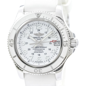 Breitling Superocean II Automatic Stainless Steel Women's Sports Watch A17312