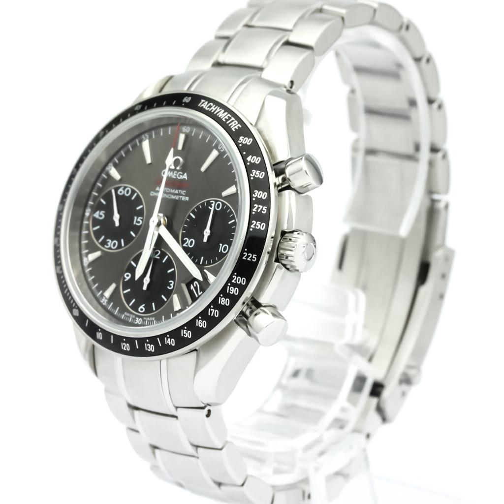 c5913b52748 Polished OMEGA Speedmaster Date Automatic Watch 323.30.40.40.06.001 ...