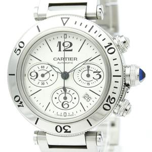 CARTIER Pasha Seatimer Chronograph Automatic Watch W31089M7
