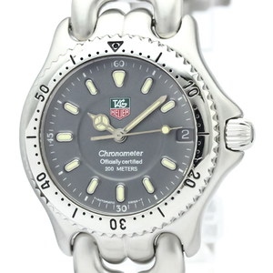 Tag Heuer Sel Automatic Stainless Steel Men's Dress Watch S89.213