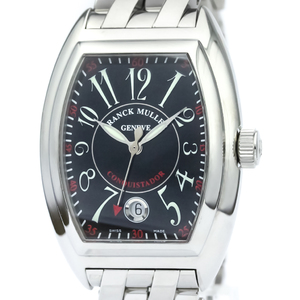 Franck Muller Conquistador Automatic Stainless Steel Men's Sports Watch 8005SC