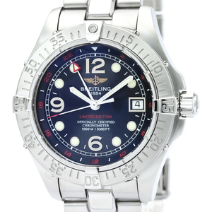 Breitling Superocean Automatic Stainless Steel Men's Sports Watch A32360