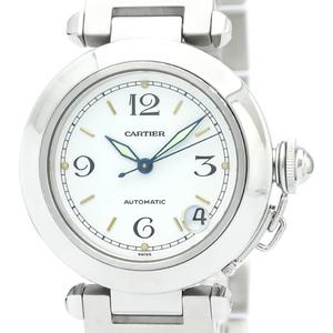 CARTIER Pasha C Steel Automatic Unisex Watch W31015M7