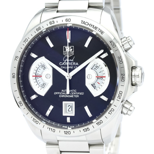 Tag Heuer Grand Carrera Automatic Stainless Steel Men's Sports Watch CAV511A