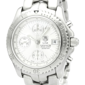 Tag Heuer Link Automatic Stainless Steel Men's Sports Watch CT5113