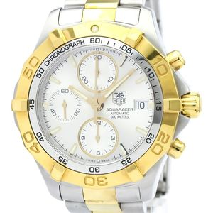 Tag Heuer Aquaracer Automatic Gold Plated,Stainless Steel Men's Sports Watch CAF2120