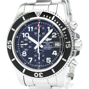Breitling Superocean Automatic Stainless Steel Men's Sports Watch A13311