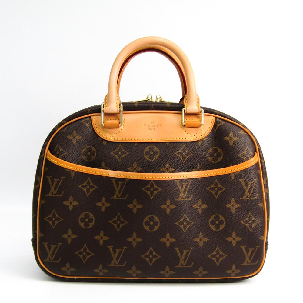 ルイ・ヴィトン(Louis Vuitton) モノグラム トゥルーヴィル M42228 ハンドバッグ モノグラム