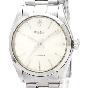 ROLEX Oyster Royal 6426  Steel Hand-winding Mens Watch