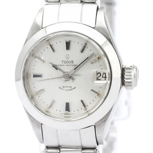 Tudor Princess Oyster Date Automatic Stainless Steel Women's Dress Watch 7576