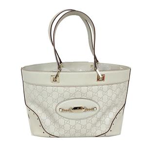 Auth Gucci Guccissima 145993 Leather Tote Bag