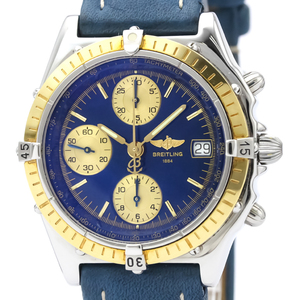 Breitling Chronomat Automatic Stainless Steel,Yellow Gold (18K) Men's Sports Watch D13050.1