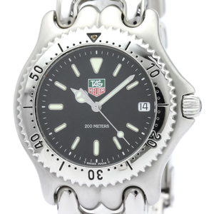 Tag Heuer Sel Quartz Stainless Steel Men's Dress Watch S99.306