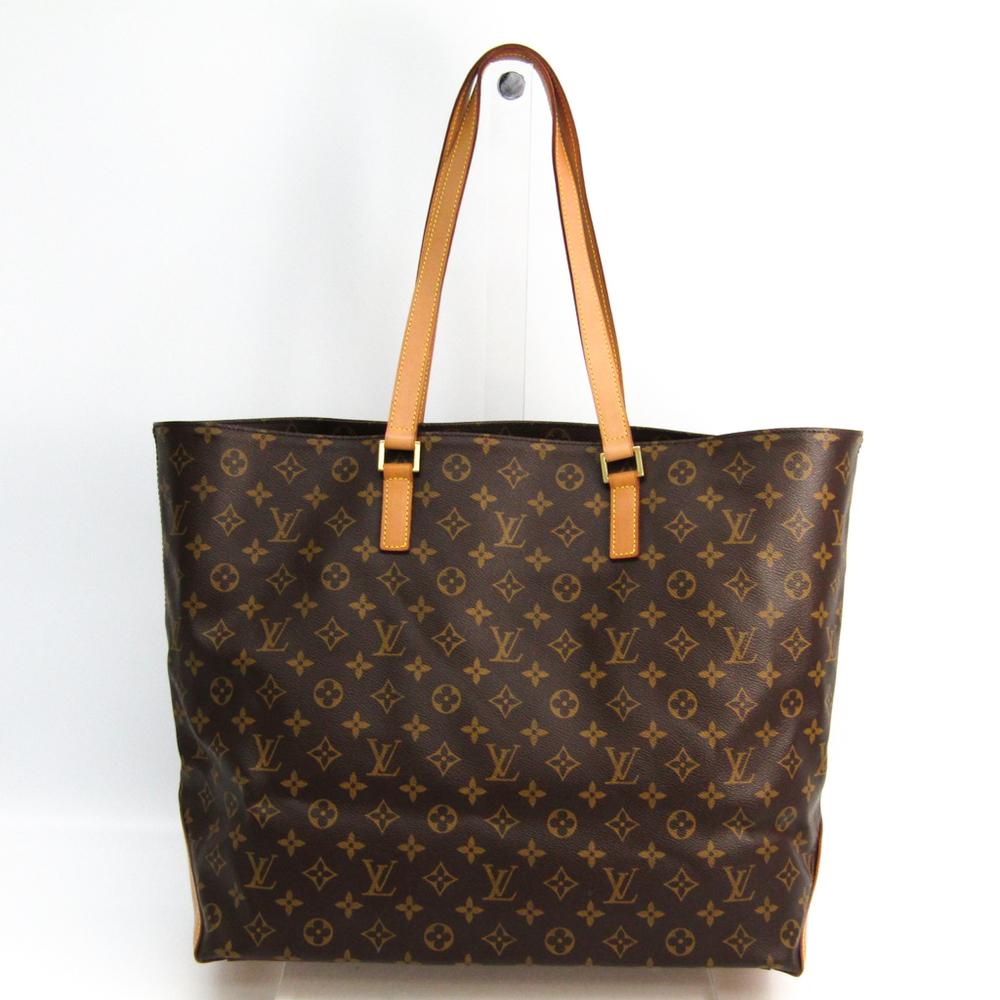 061516950c28 Louis Vuitton Monogram Cabas Alto M51152 Tote Bag Monogram