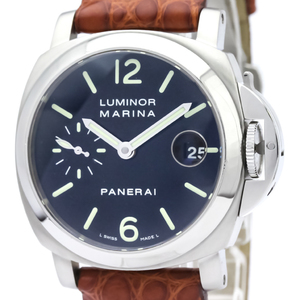 Officine Panerai Luminor Automatic Stainless Steel Men's Sports Watch PAM00048