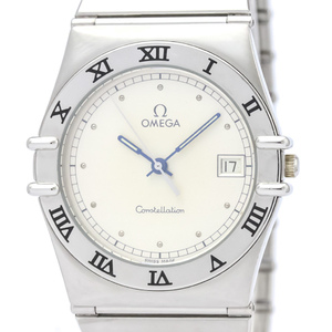 Omega Constellation Quartz Stainless Steel Men's Dress Watch 396.1070
