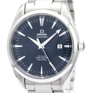 Omega Seamaster Automatic Stainless Steel Men's Sports Watch 2502.80