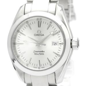 OMEGA Seamaster Aqua Terra Steel Quartz Ladies Watch 2577.30