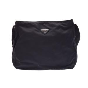 プラダ(Prada) Shoulder bag ナイロン ショルダーバッグ ブラック