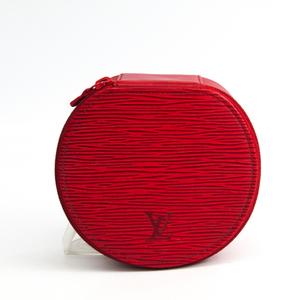 ルイ・ヴィトン(Louis Vuitton) エピ ジュエリーケース エクランビジュー12 M48207 カスティリアンレッド エピレザー
