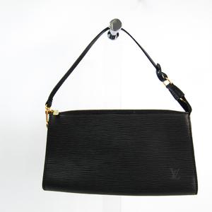 9af61096ee0e Louis Vuitton Epi Pochette Accessoires 24 M52942 Handbag Noir