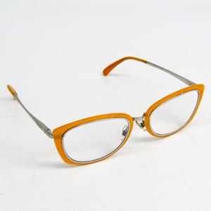 シャネル(Chanel) レディース 度付き眼鏡 イエロー 2171