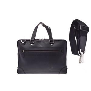 ルイ・ヴィトン(Louis Vuitton) タイガ Igor M31162 ブリーフケース ブラック