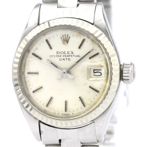 Rolex Automatic Stainless Steel,White Gold Women's Dress Watch 6917