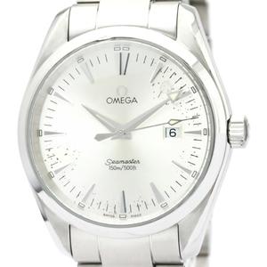 OMEGA Seamaster Aqua Terra Steel Quartz Mens Watch 2517.30