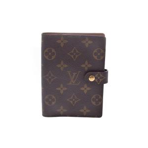 Louis Vuitton Monogram Planner Cover Monogram Agenda PM M20005