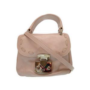 Furla Women's Leather Bag Pink