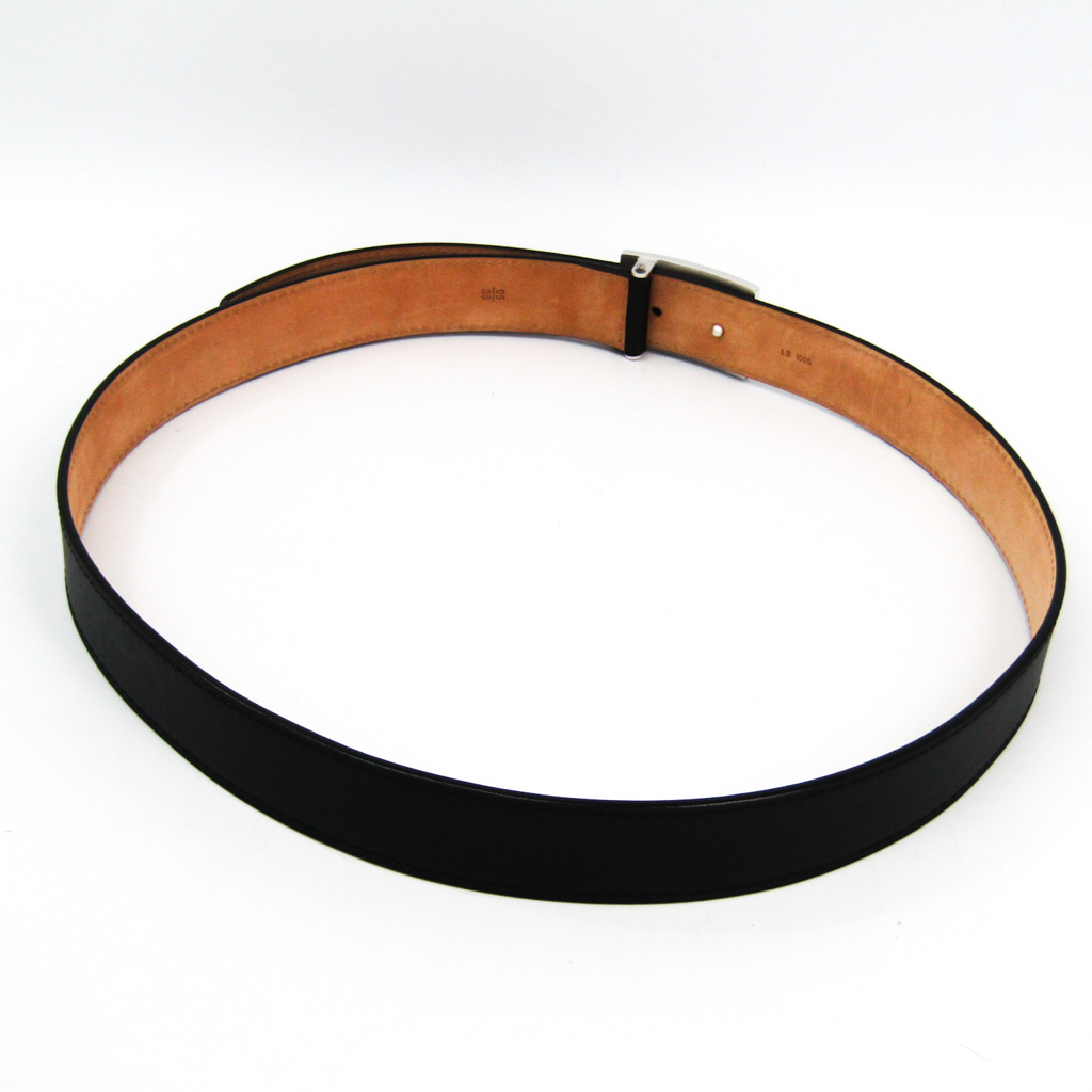 Louis Vuitton Leather Belt Black 95 Ceinture Jeans M6812 BF326813   eBay c7bf072c6f3