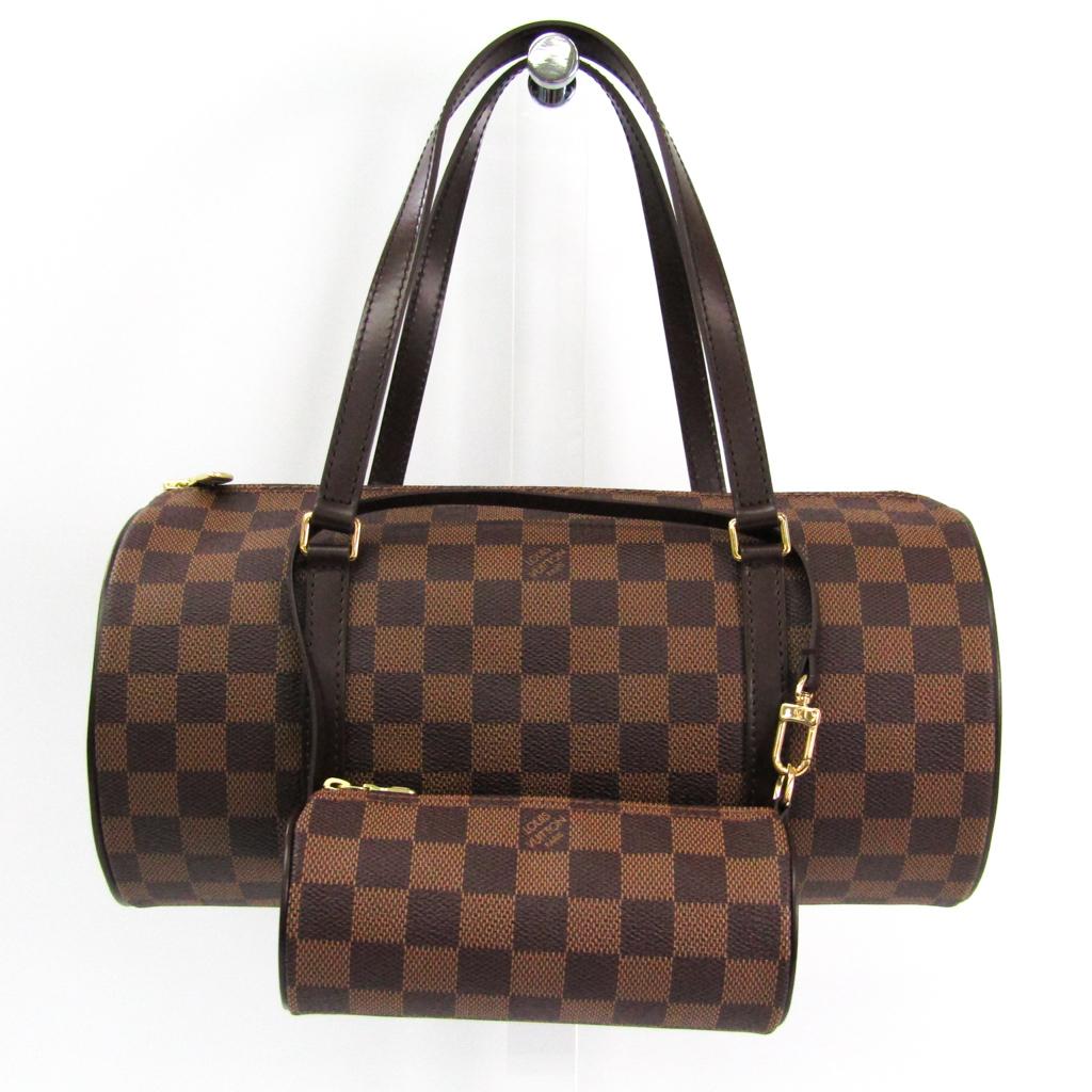 30091251a Louis Vuitton Damier Papillon 30 N51303 Handbag Ebene BF326958 | eBay