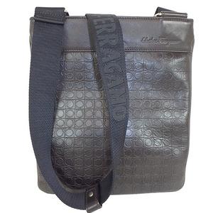 Auth Salvatore Ferragamo Shoulder Bag