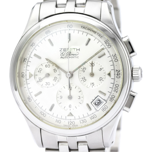 Zenith Class Automatic Stainless Steel Men's Sports Watch 02.0500.400