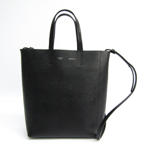 a20bdbd31766 Celine Small Vertical 176183 Women s Leather Tote Bag Black
