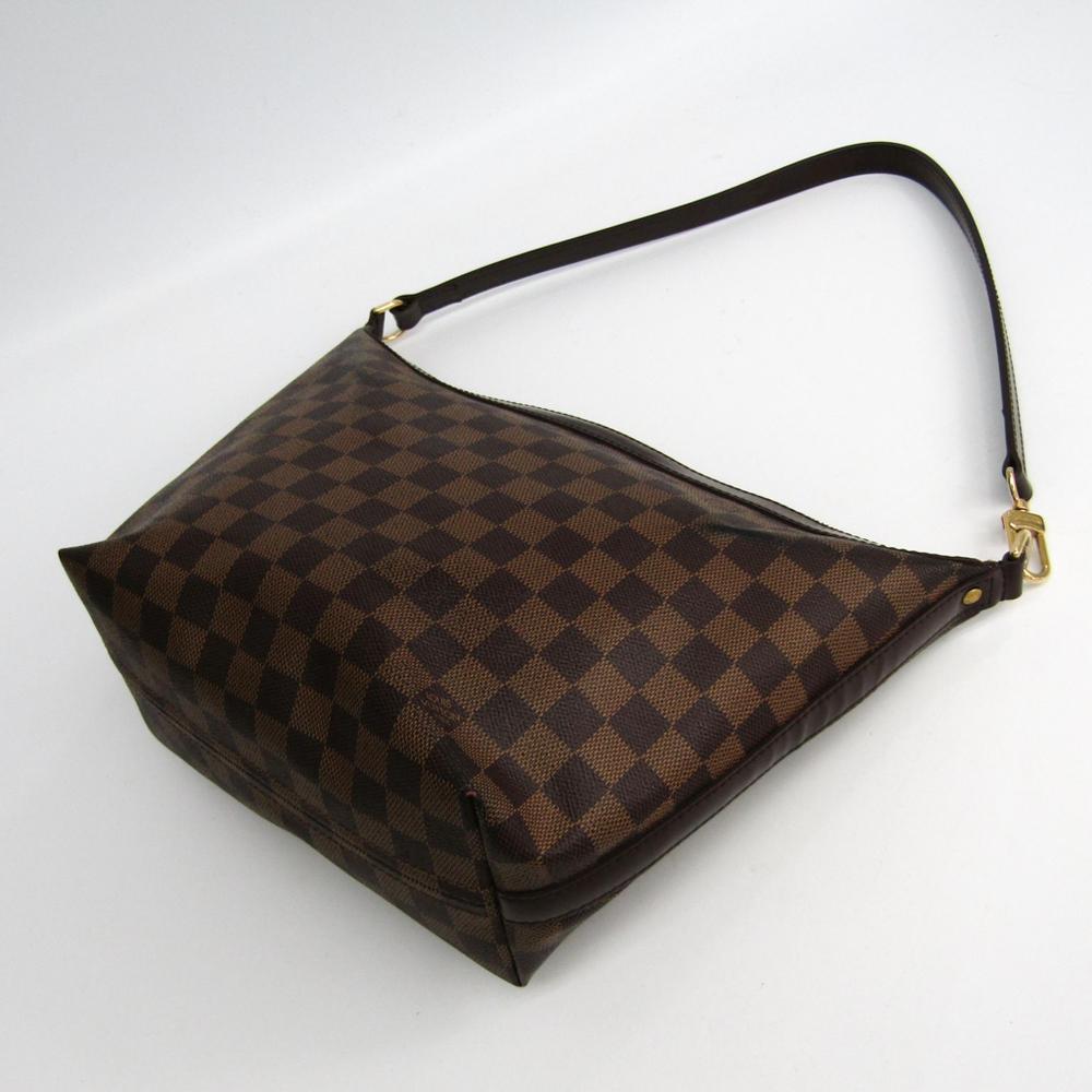 ルイ・ヴィトン(Louis Vuitton) ダミエ イロヴォMM N51995 ショルダーバッグ エベヌ