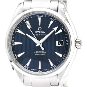 Omega Seamaster Automatic Stainless Steel Men's Sports Watch 231.10.39.21.03.001