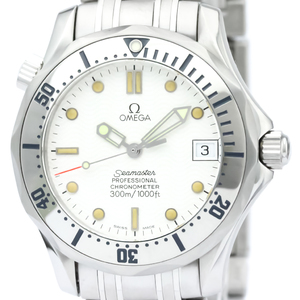 OMEGA Seamaster Professional 300M Steel Mid Size Watch 2552.20