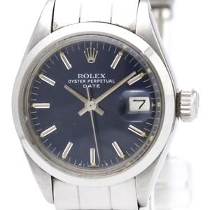 Rolex Automatic Stainless Steel Women's Dress Watch 6916