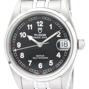 Tudor Prince Oyster Date Automatic Stainless Steel Men's Dress Watch 72000
