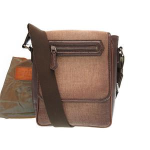 Men's Shoulder Bag Brown,Gray