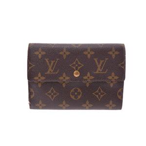 Louis Vuitton Monogram M61202 Monogram Wallet (bi-fold) Monogram